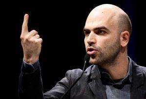 Roberto Saviano (Vittorio Zunino Celotto/Getty Images)