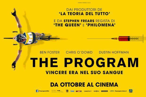 """""""The program"""": il film sull'imbroglio sportivo di Lance Armstrong"""
