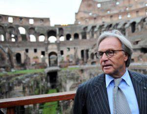 Diego Della Valle Colosseo