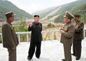 Corea del Nord Missili Kim Jong-un
