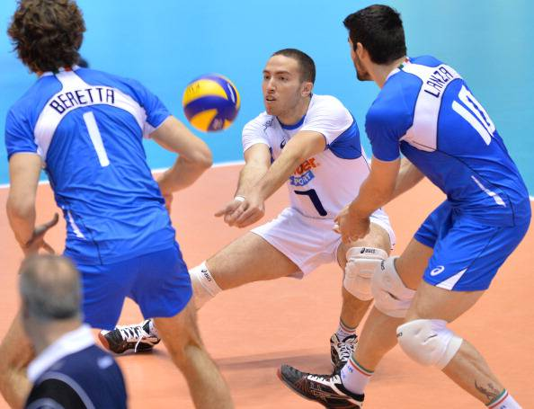 ItalVolley (Photo credit should read KAZUHIRO NOGI/AFP/Getty Images)