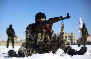 Occidente Isis Siria