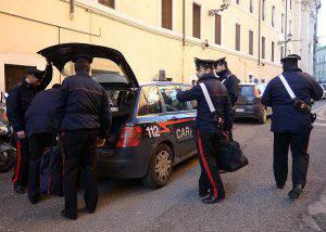 Carabiniere uccide moglie asilo