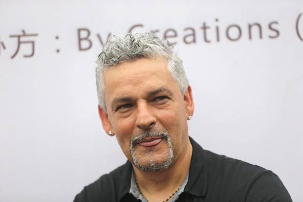 Roberto Baggio (Photo by ChinaFotoPress/ChinaFotoPress via Getty Images)