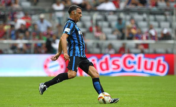 Beppe Bergomi (Photo by Marco Luzzani - Inter/Getty Images)