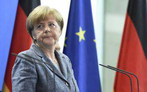 Merkel Le Pen