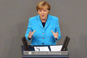 Merkel Jucker Migranti