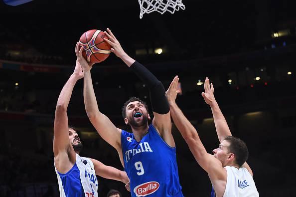 Italia-Israele (Photo credit should read EMMANUEL DUNAND/AFP/Getty Images)