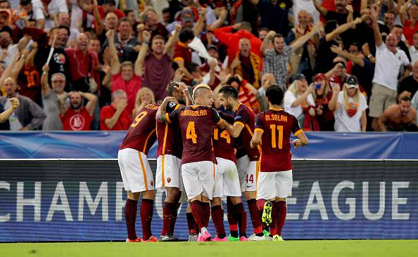 Roma (Photo by Paolo Bruno/Getty Images)