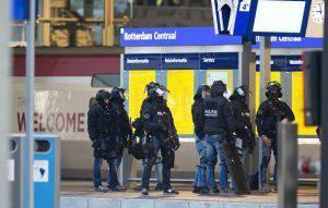 Olanda Terorrismo