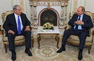 Putin Russia Israele