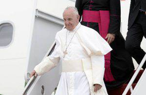 Papa Francesco Usa Cuba comunista