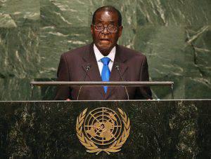 Mugabe Gay