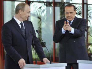 Berlusconi Ucraina Putin