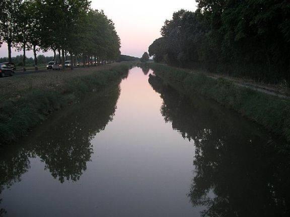 Un tratto del fiume Savio (foto pubblico dominio)