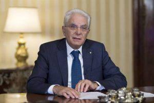 Sergio Mattarella (foto presidenza della Repubblica)