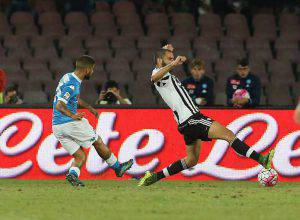 Napoli Juventus (Photo by Maurizio Lagana/Getty Images)