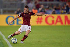 Alessandro Florenzi (Photo by Luciano Rossi/AS Roma via Getty Images)