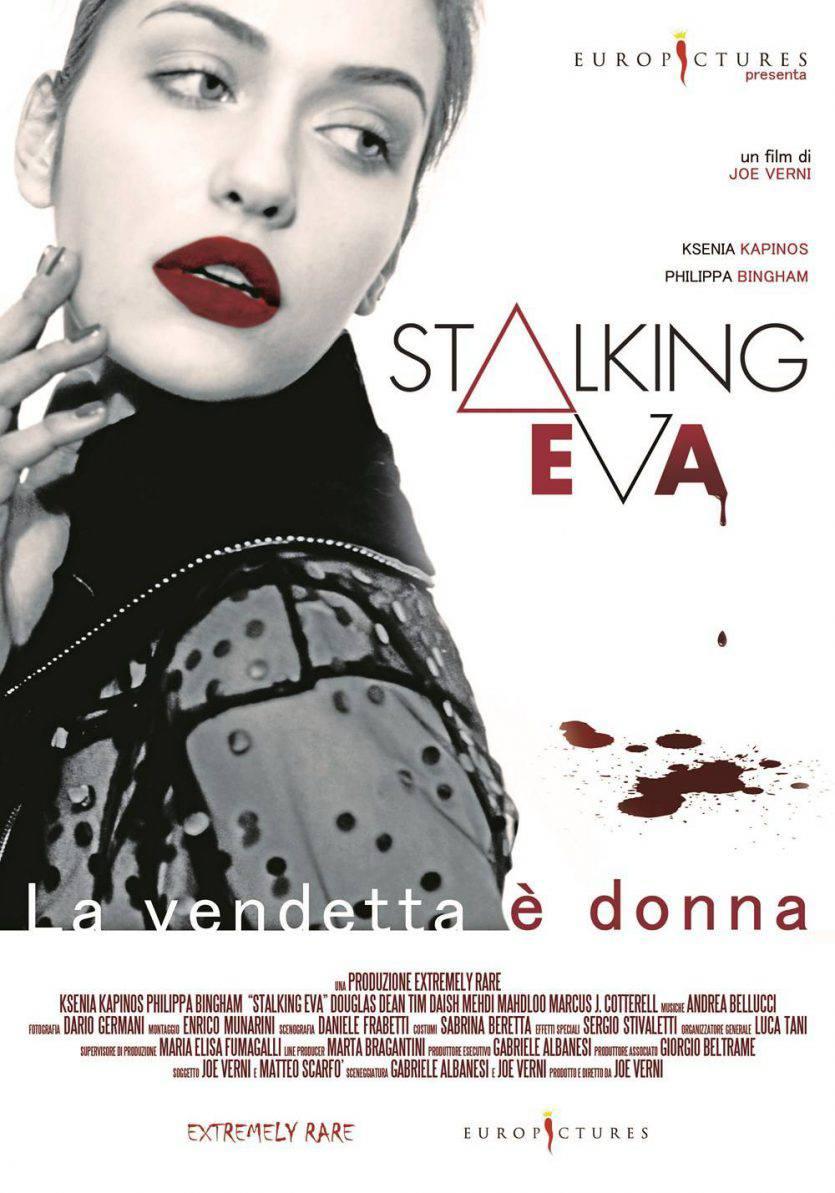 Stalking Eva - poster grande