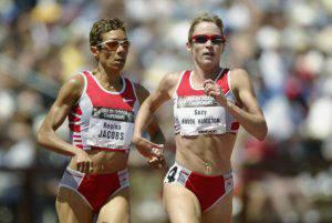 Suzy Favor Hamilton, dalle Olimpiadi alla prostituzione