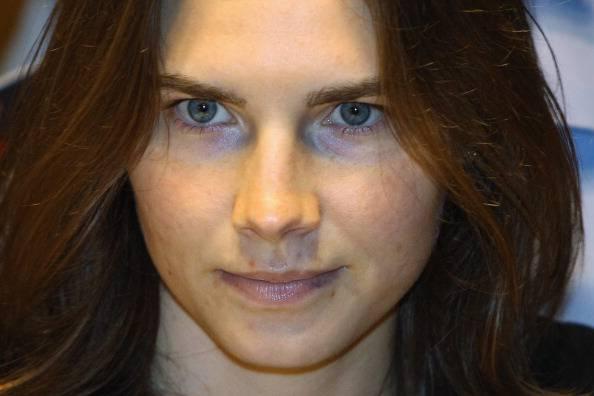 Amanda Knox (Oli Scarff/Getty Images)