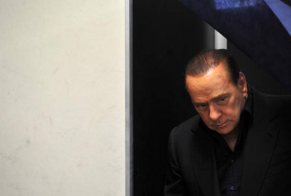 Silvio Berlusconi (GIUSEPPE CACACE/AFP/Getty Images)