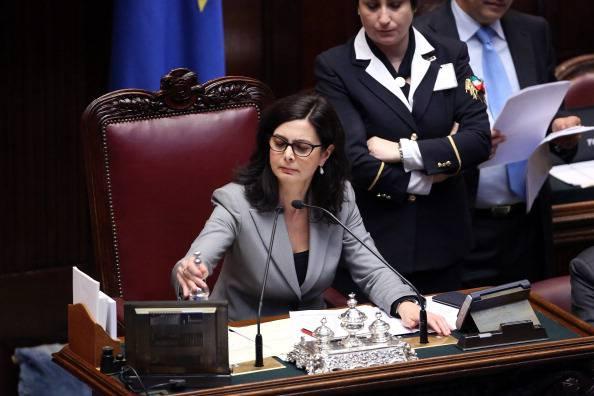 Laura Boldrini (Franco Origlia/Getty Images)
