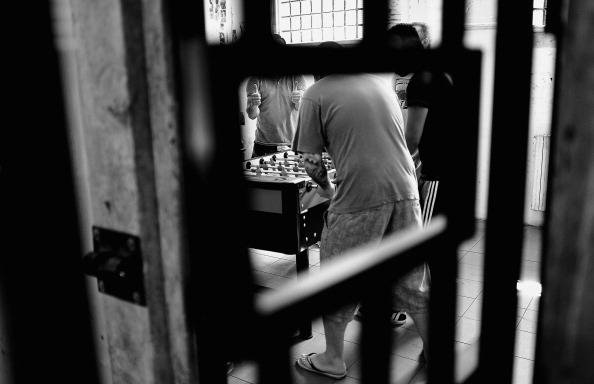 Carcere (ALBERTO PIZZOLI/AFP/Getty Images)
