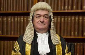 judge sir james munby