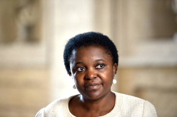 Cecile Kyenge (GABRIEL BOUYS/AFP/Getty Images)