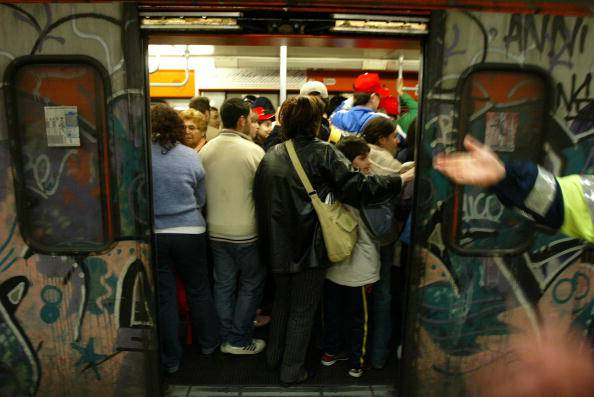 Metro Roma (Giuseppe Cacace/Getty Images)