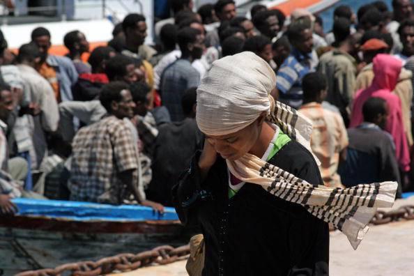 Migranti (Mauro Seminara/AFP/Getty Images)