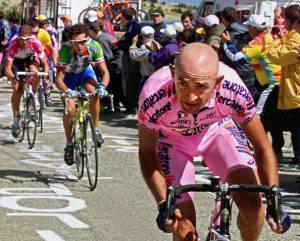 Marco Pantani (PATRICK KOVARIK/AFP/Getty Images)