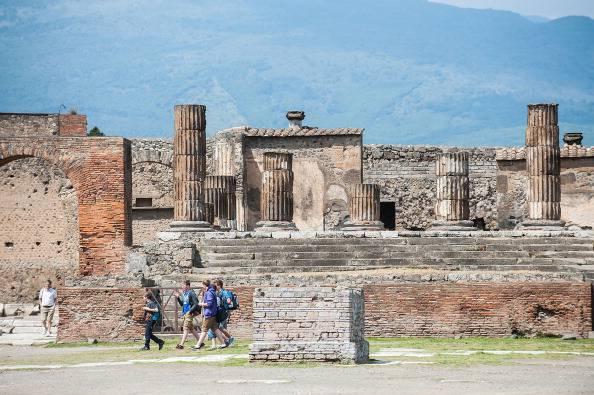Pompei (Giorgio Cosulich/Getty Images)
