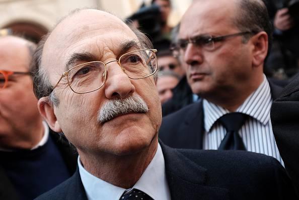 Ippazio Stefano (ALBERTO PIZZOLI/AFP/Getty Images)