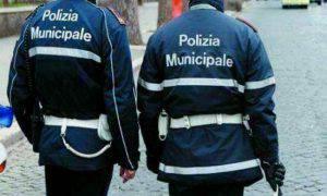 Polizia Municipale baby Gang