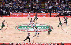 Boston Celtics-Emporio Armani Milano