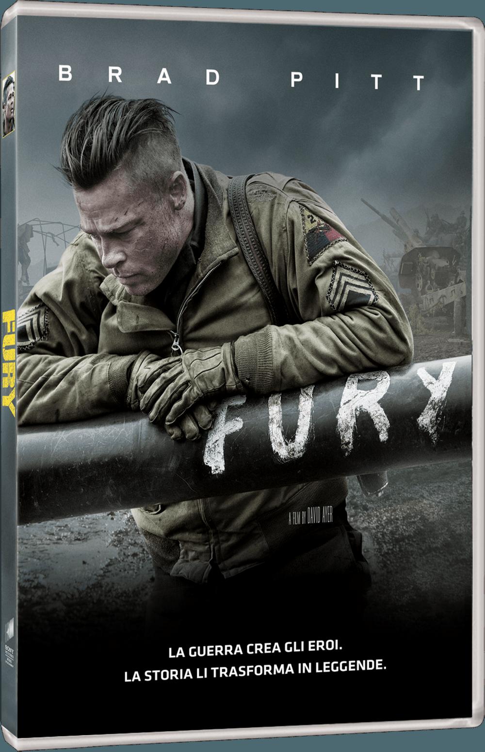 """Fury"" in dvd: recensione"