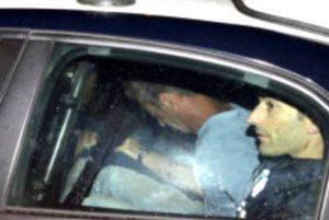 L'arresto di Bossetti (ritaglio Youtube)
