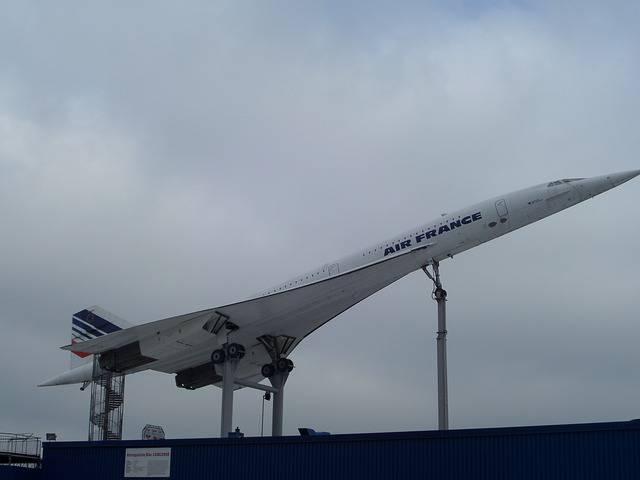 Tutto pronto per il ritorno in cielo del Concorde