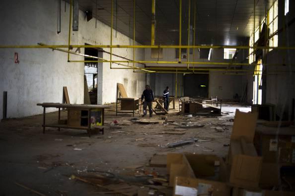 Fabbrica abbandonata (Jasper Juinen/Getty Images)