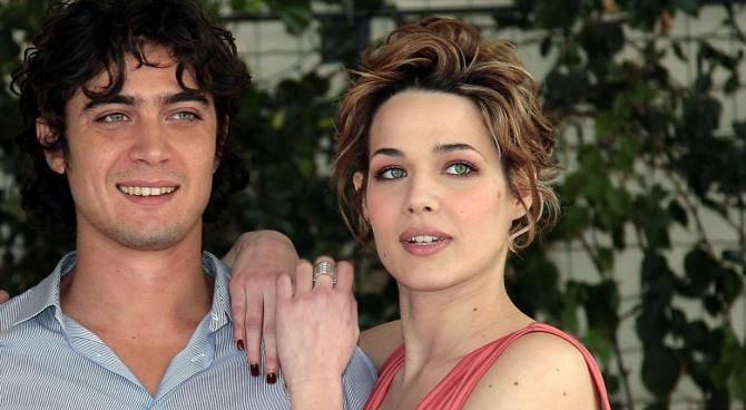 """""""Io che amo solo te"""": Chiatti e Scamarcio sposi tormentati"""