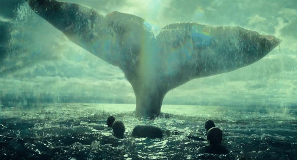 """Nuovo trailer di """"Heart of the sea – Le origini di Moby Dick"""" di Ron Howard"""