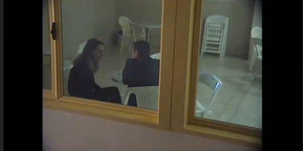 """Caso Loris, il video shock della confessione di Veronica a Davide: """"Sì, l'ho lasciato a casa""""-VIDEO"""