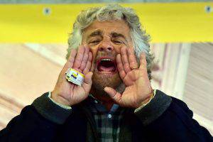Beppe Grillo (GIUSEPPE CACACE/Getty Images)