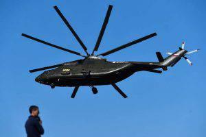 Elicottero russo abbattuto