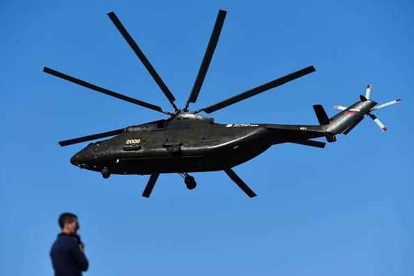 Elicottero Russo : Abbattuto un elicottero russo che cercava i piloti del jet