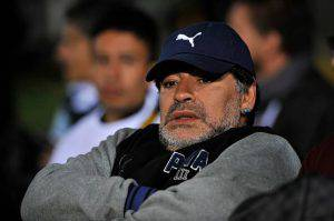 Diego Armando Maradona (Photo by Gal Schweizer/LatinContent/Getty Images)