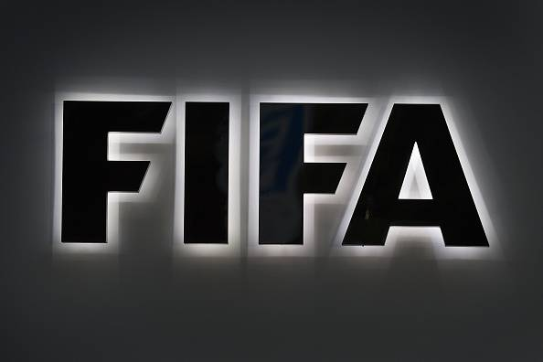 Fifa (Photo credit should read FABRICE COFFRINI/AFP/Getty Images)