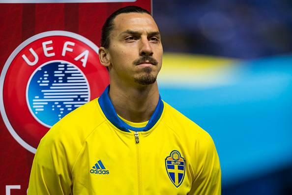 Zlatan Ibrahimovic (Photo by Michael Campanella/Getty Images)